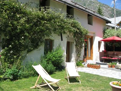 Photo for Picturesque Guest House in Heart of Alps providing BnB accomadation.