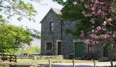 Photo for Bank Springs Brewery large house ,garden, BBQ,views, fells and great beaches