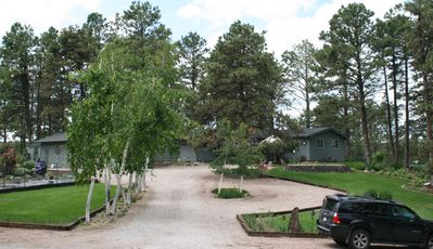 Photo for 4-Bedroom 2-Bath Family Friendly Estate on 1.5 Park-Like Acres - West Rapid City