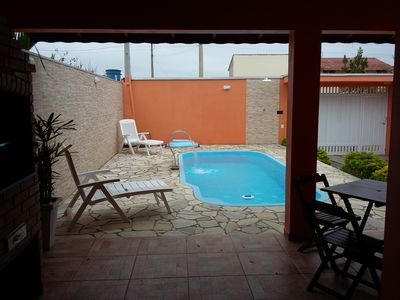 Photo for excellent house with great standard of cleanliness and total comfort, 300mts from the beach