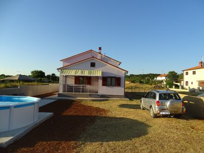 Photo for Holiday house with pool for sole use