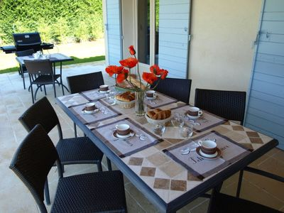 Photo for Vacation home La Reine des Pres in Saint Saturnin d'Apt - 8 persons, 4 bedrooms