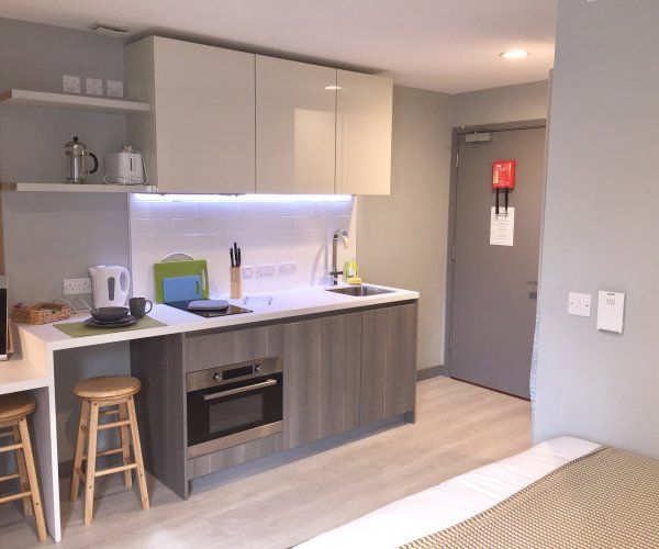 Modern Studio Apartment In City Centre 214 Southampton City Centre