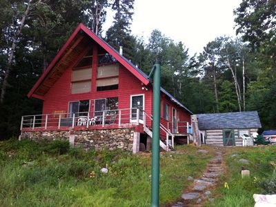 Photo for 5 Bedroom Chalet on Aylen Lake