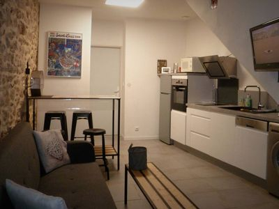 Photo for Apartment in the heart of Bouzigues!