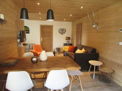 Photo for Champagny / La Plagne, beautiful new apartment 4/6 people