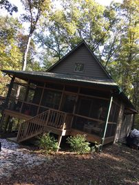 Adorable Cottage / Cabin nestled between the Little and the Big Buffalo River