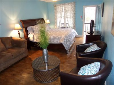 Photo for 1BR Apartment Vacation Rental in Eureka Springs, Arkansas
