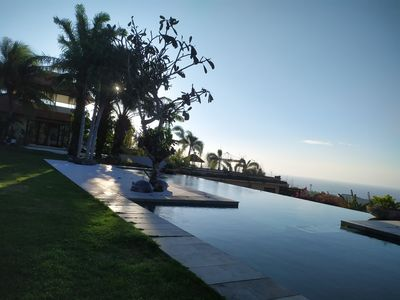 Photo for 5 BR Ocean View Pool Villa in Uluwatu, large garden 2200m2. Just opening !!!