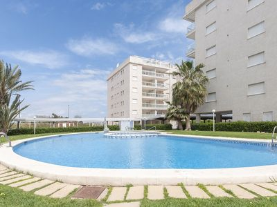 Photo for GAVINA - Apartment with sea views in Daimus.
