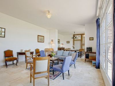 Photo for Wonderful private villa for 8 guests with WIFI, TV and parking