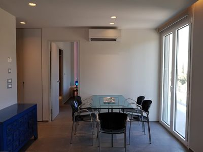 Photo for Central Apartment with Amazing Acropolis View!