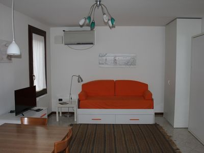 Photo for Nice little flat on the first floor very close to the Biennale Castello