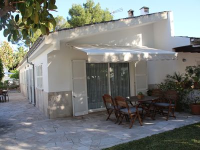 Photo for Holiday Home Can Garreta' Close to the Beach with Wi-Fi, Garden & Terraces; 2 Parking Spaces Available