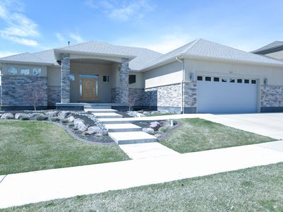 Photo for Sunset House-Big Open Custom Home on Golf Course!