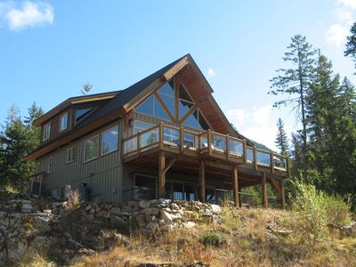 Pristine Slocan Lakeview/Lakefront  Home Across from Valhalla!!!