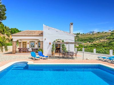 Photo for Villa Angeles Morea - This Villa has a private pool, off road parking & WI-FI