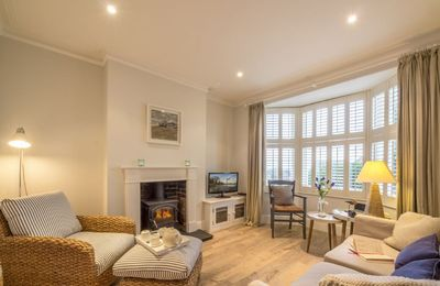 Photo for Sea Holly, in Kent, is a wonderful holiday cottage surrounded by attractions and features.