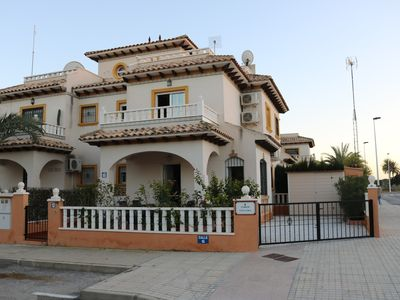 Photo for 3BR House Vacation Rental in LA MARINA D'ELCHE, Valence