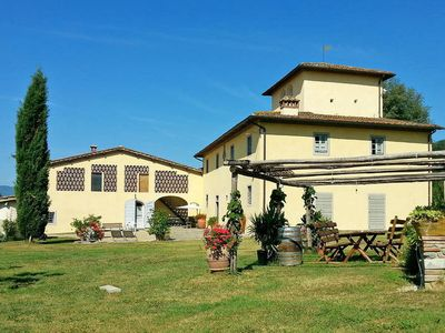 Photo for Vacation home Casa La Loggia  in Castelfranco di Sopra, Florence and surroundings - 6 persons, 2 bedrooms