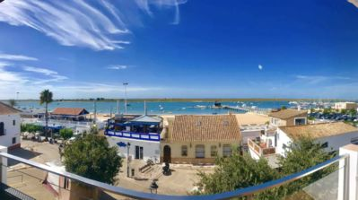 Photo for Seaview Terrace House in El Rompido