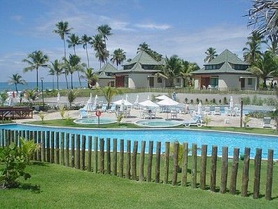 Photo for Flat Luxury - Beach Class Resort - Muro Alto - Porto de Galinhas
