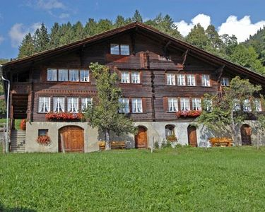 Photo for Holiday apartment Hasliberg Reuti for 2 - 6 persons with 3 bedrooms - Holiday apartment in a farmhou