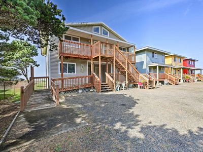 Photo for NEW! Accessible Studio w/ Deck - 4 Mi to Yachats!