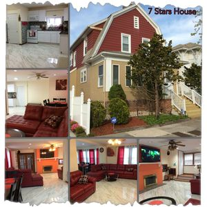 Photo for 7 Stars House 2 Blocks From The Bast Beach In Atlantic City & Walk to the Casino