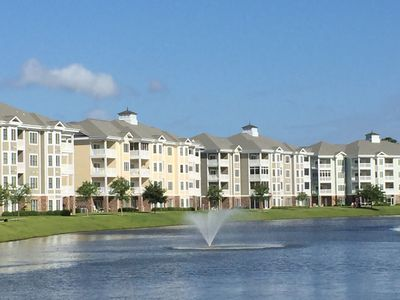 Photo for Family Vacay condo! 3 bed/2 bth, Ground Floor corner unit in Myrtlewood Villas