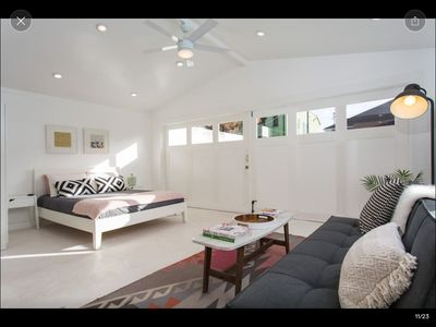 Photo for Bright, clean, spacious & centrally located carriage house in beautiful LA!