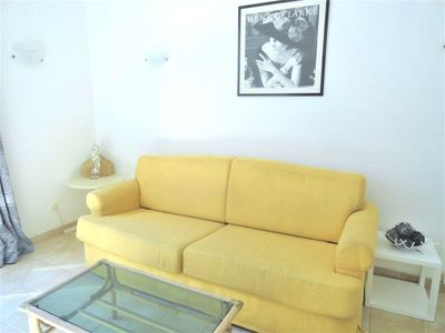 Photo for Central and Cosy 2 Bedrooms few metres from Croisette and Palais des Festivals