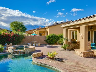 Photo for Relaxing family-friendly home close to Coachella, Stagecoach, shopping, & dining