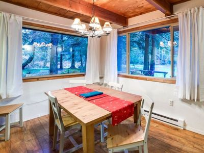 Photo for Vacation home 48SL-Pets OK With Hot Tub in Mount Baker/Glacier - 5 persons, 3 bedrooms