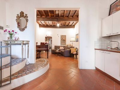 Photo for Rustic Florence Charm in Santa Croce