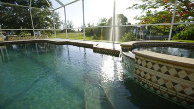 Photo for Cape Coral Canal Home