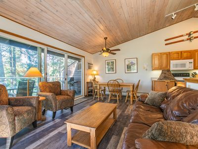 Photo for Lakeview home w/ access to private beach & shared pool/hot tub/sauna!