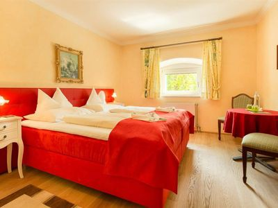 Photo for Double room type B BB KZ - Hotel LERCHENHOF CASTLE ****