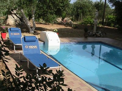 Photo for Experience the authentic Cretan spirit at Villa Afroditi!