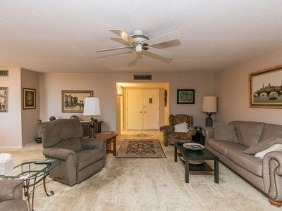 Photo for Comfy 2 Bdr 2 Ba 1,800 sq ft 1 story Condo in Sun City West Az Open Floor Plan
