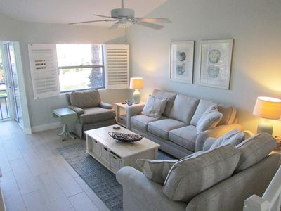 Photo for Family Ready Townhouse - Walk to Beach - Two Pools