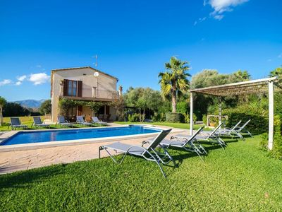Photo for Luxurious Hoiday Home in Es Pont d'Inca with Private Pool