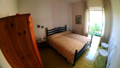 Photo for Lovely quiet Santa Marinella apartment 10 minutes from the sea