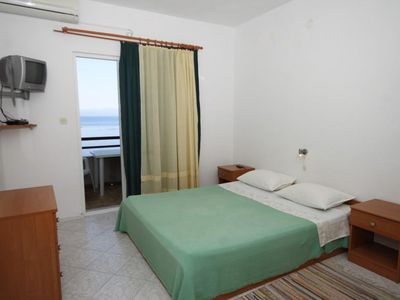 Photo for Studio flat near beach Zaklopatica, Lastovo (AS-8393-b)