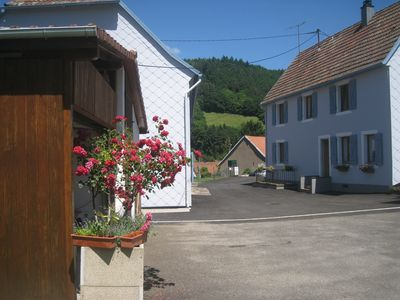 Photo for in the village of Lapoutroie 10 km from Kaysersberg