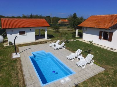 Photo for Vacation home Ena in Novigrad (Zadar) - 4 persons, 2 bedrooms