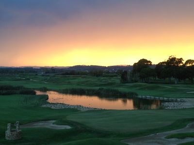 Photo for Spectacular apartment overlooking Emporda Golf Course  lake (30)