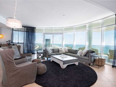 Photo for Turquoise Place * Luxury at its Best * Gulf Front Corner Unit *  Liquid Life