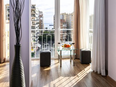 Photo for Perla de Malagueta - wonderful apartment