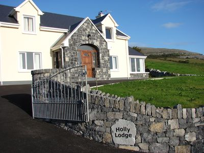 Photo for Luxurious Holiday Home with Wifi in the Heart of the Burren, Ballyvaughan.